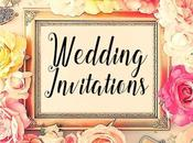 Invitación Bodas Floral Chic Wedding Invitation.