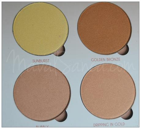 Clon / Dupe del Glow Kit de Anastasia Beverly Hills de ALIEXPRESS