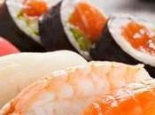 ¿Sabes dónde viene sushi?