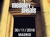 cubrirá concierto Madrid Ocean Colour Scene (30-11-2016)
