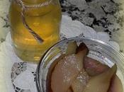 Jarabe pera para seca
