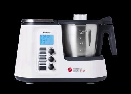 Robot de cocina lidl multicocci n 2016 paperblog for Robot cocina lidl opiniones