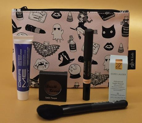 "IPSY Glam Bag de Octubre 2016 (""Black Magic"")"