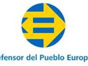 Debate ciudadanos Defensora Pueblo Europeo