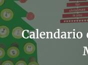 Calendario Adviento rollos papel. Manualidad infantil