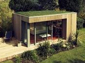 Ideas casetas madera para jardín.