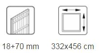 Grosor pared y medidas