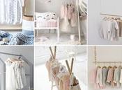 Ideas creativas: organiza ropa peques casa