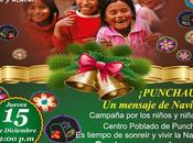 """""""Todos Punchauca 2016. mensaje Navidad"""""""