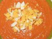 Salmorejo tomates cherry