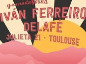 Granada Sound 2017: Iván Ferreiro, Delafé, Julieta Toulouse