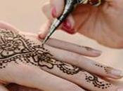 Tatuajes temporales henna