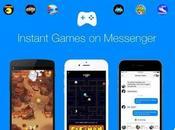 Facebook trae juegos Messenger