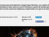 Podcast radio: Universo bajo mirada cosmológica