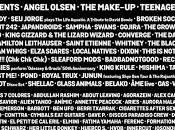 Primavera Sound Barcelona 2017: Arcade Fire, Iver, Frank Ocean, Morrison, Slayer, XX...