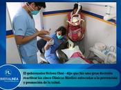 Nelson chui resalta trabajo clínicas móviles salud casa…