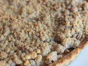 "Tarta manzana ""crumble"" (desmigado)"