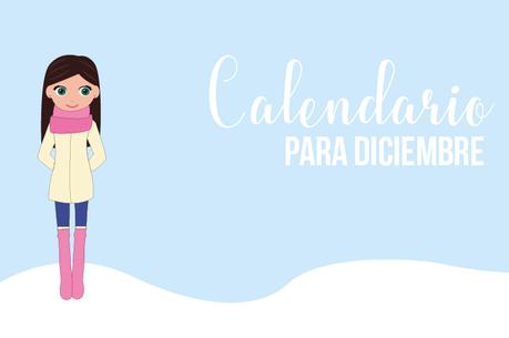 Descargar calendario Diciembre