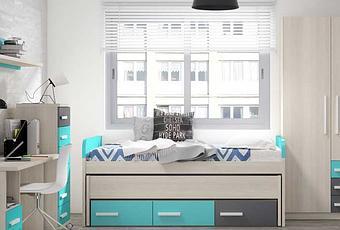 Dormitorios para los m s j venes paperblog for Dormitorios ahorro total