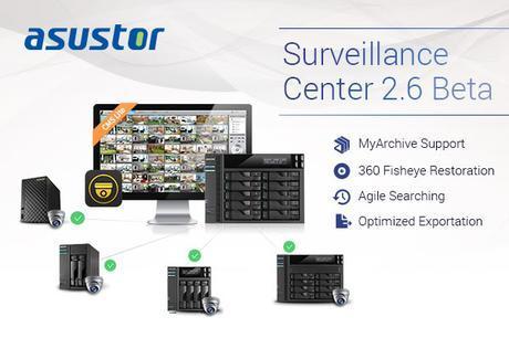 Actualiza tu Surveillance Center
