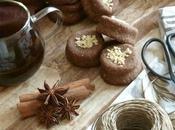 Mantecados Veganos Cacao Almendra