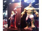 Vistazo puestos Thor: Ragnarok Spider-Man: Homecoming CCXP Brasil