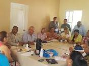 Puerto Plata voluntades bajo mesa coordinación solidaria