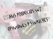 productos Opiniones Swatches
