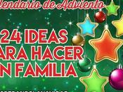 Calendario Adviento actividades familia