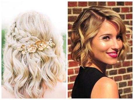 Peinados Para Invitadas Con Pelo Corto Paperblog