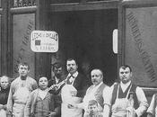 Madrid 1883, churrería antigua