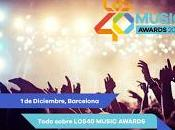 Music Awards. Ganadores.