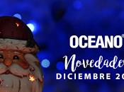 Novedades Diciembre Editorial Océano Argentina