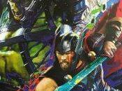 Primera imagen promocional Thor: Ragnarok