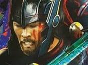 Thor Hulk arte conceptual THOR: RAGNAROK