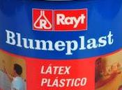 Latex Plastico Denso para manualidades