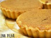 Tartitas calabaza (mini pumpkin pies)