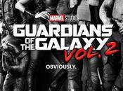 Nuevo teaser GUARDIANES GALAXIA, VOL. James Gunn