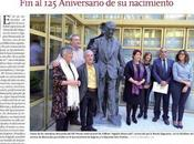 último artículo periodístico: Agapito Marazuela, segovianía para siglo XXI.