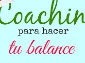 Herramientas Coaching para hacer Balance Personal
