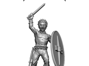 Primeros WIP's Celtas Victrix Miniatures