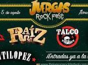 Juerga's Rock Festival 2017: Reincidentes, Raíz, Talco, Boikot, Antílopez...