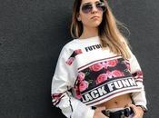 Black funny sweatshirt