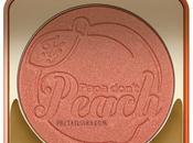 Novedades FACED: Papa Don't Peach