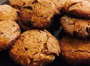 Cookies chocolate garbanzo receta vegana, azúcar, lácteos gluten)