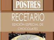 Libro Recetas Nestle Especial Chocolates