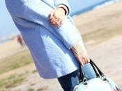 Abrigo azul bebé GAMISS