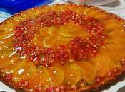Juego blogueros 2.0: tarta mandarina, kiwis granada
