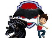 Extrañas conexiones: Bruce Wayne Ryder Patrulla Canina