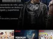 Netflix actualiza ahora incluye previsualizaciones video